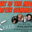 What is the Magic Master Summit?