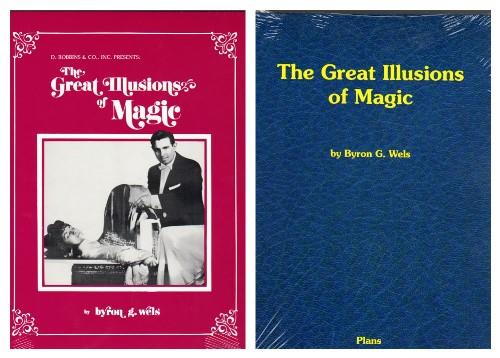 great illusions of magic