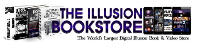 The Illusion Bookstore Banner 250