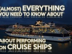 Illusions on Cruise Ships